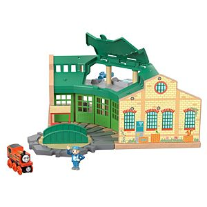 Thomas & Friends™ Wood Tidmouth Sheds