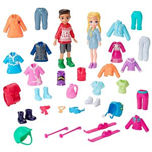 Polly Pocket® Snow Style Fashion Pack