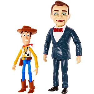Disney Pixar Toy Story Benson and Woody 2-Pack Figures