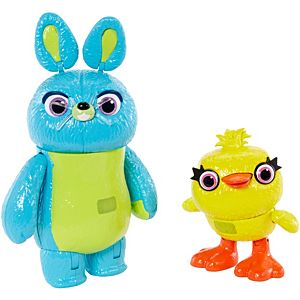 Disney Pixar Toy Story Interactive True Talkers™ Bunny and Ducky 2-Pack