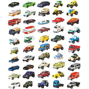 Matchbox™ 50 Car Pack Mix 1