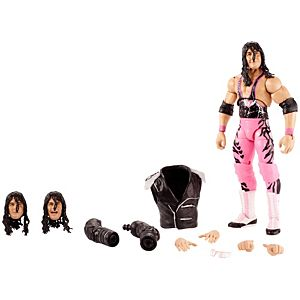 WWE® Ultimate Edition Action Figure Collection