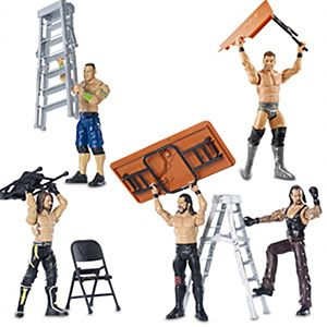 WWE® Wrekkin™ Action Figure Collection