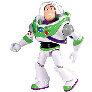 Disney Pixar Toy Story Buzz/Visor Figure