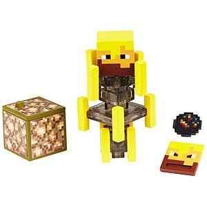 Minecraft Comic Maker Blaze Action Figure