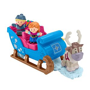 Disney Frozen Kristoff's Sleigh by Little People®