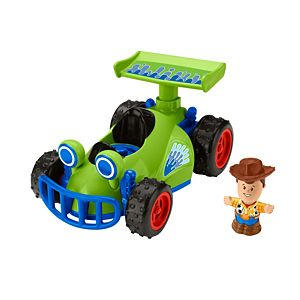 Little People® Disney® Toy Story Woody & RC