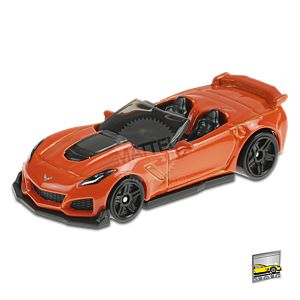 '19 Corvette® ZR1™ Convertible (New Casting!)