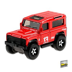 Land Rover Defender 90 (New Casting!)