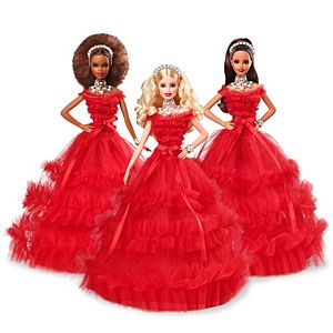 Barbie™ Holiday Doll Gift Set