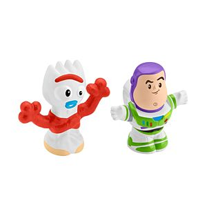 Little People® Disney® Toy Story Buzz Lightyear & Forky Figure Pack