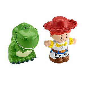 Little People® Disney® Toy Story Jessie & Rex Figure 2-Pack