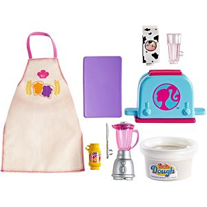 Barbie® Cooking, Baking Pack with Accessories and Barbie® Fashion