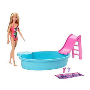 Barbie® Doll and Playset