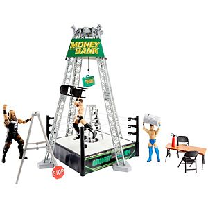 WWE® Money in The Bank Playset