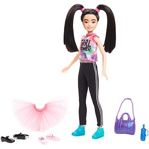 Barbie® Team Stacie™ Doll and Dance Accessories