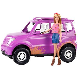 Barbie® Sweet Orchard Farm™ Barbie® Doll and Vehicle