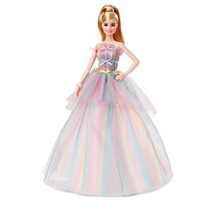 Barbie® Birthday Wishes® Doll