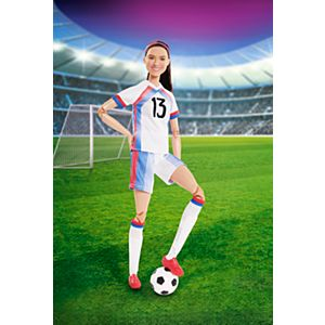 Alex Morgan Barbie® Doll