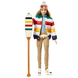 HBC Stripes Barbie® Doll