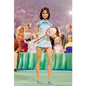 Billie Jean King Barbie® Inspiring Women™ Series Doll