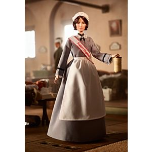 Florence Nightingale Barbie® Inspiring Women™ Doll