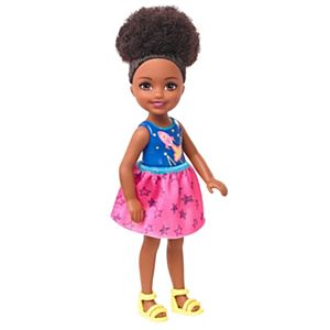 Barbie® Club Chelsea™ Doll - Brunette Doll with Space-Themed Graphic