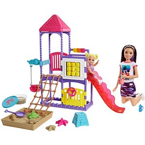Barbie® Skipper™ Babysitters Inc.™ Climb 'n Explore Playground Dolls & Playset