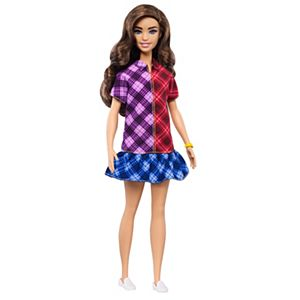Barbie® Fashionistas™ Doll #137 with Long Brunette Hair