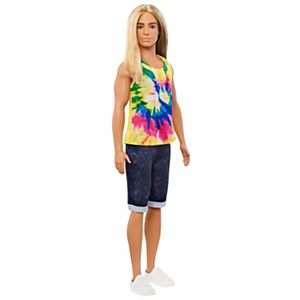 Ken™ Fashionistas™ Doll #138 with Long Blonde Hair