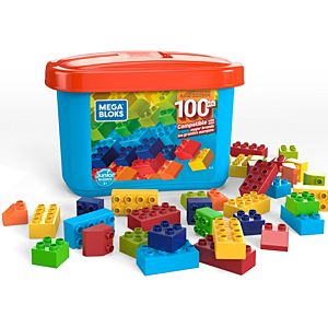 Mega Bloks® Mini Bulk Tub - Small