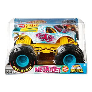 Hot Wheels® Monster Trucks Megajolt 1:24 Scale Vehicle