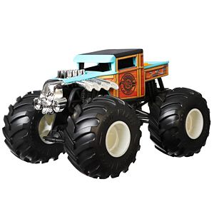 Hot Wheels® Monster Trucks Bone Shaker 1:24 Scale Vehicle