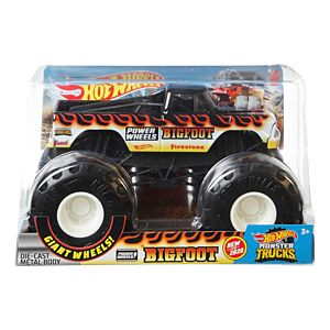 Hot Wheels® Monster Trucks 1:24 Big Foot Vehicle