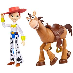 Disney Pixar Toy Story Jessie And Bullseye 2-Pack