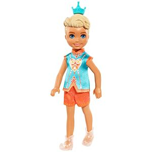 Barbie™ Dreamtopia Chelsea™ Boy Sprite Doll, 7-inch, in Fashion and Accessories