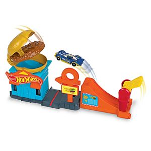 Hot Wheels® Downtown Burger Dash Play Set