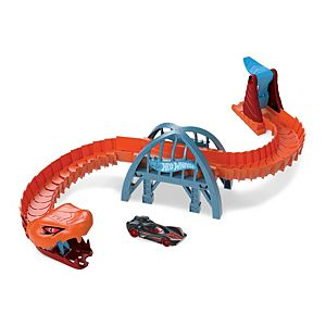 Hot Wheels® Viper Bridge Attack Play Set