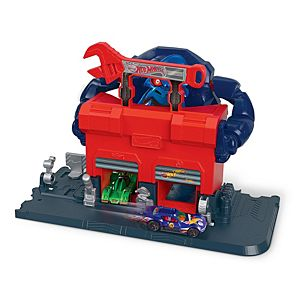 Hot Wheels® Gorilla Rage Garage Attack Playset