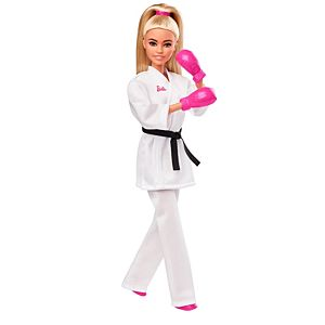 Barbie® Olympic Games Tokyo 2020 Karate Doll and Accessories