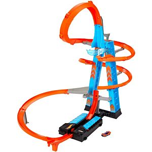 Hot Wheels® Sky Crash Tower™ Trackset