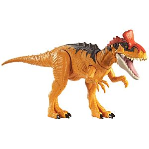 Jurassic World Sound Strike™ Dinosaur Action Figure