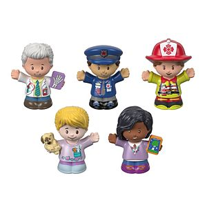 Little People® Community Helpers Figure Pack