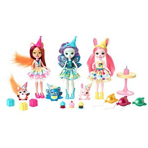 Enchantimals™ Enchanted Birthday™ Doll 3-Pack