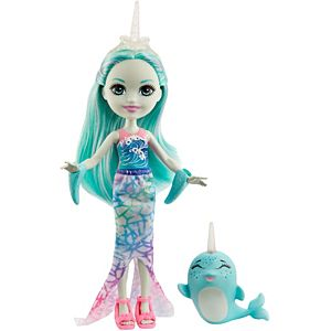 Enchantimals™ Naddie Narwhal™ & Sword™ Dolls