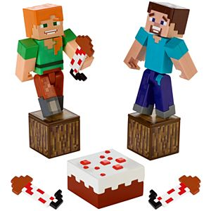 Minecraft Comic Maker 10th Anniversary 2-Pack