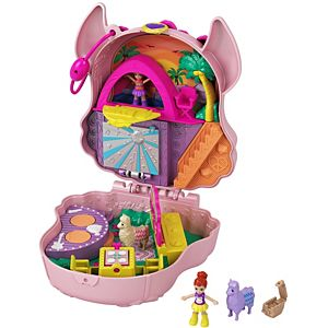 Polly Pocket™ Llama Music Party™ Compact