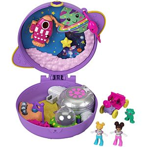 Polly Pocket™ Saturn Space Explorer™ Compact