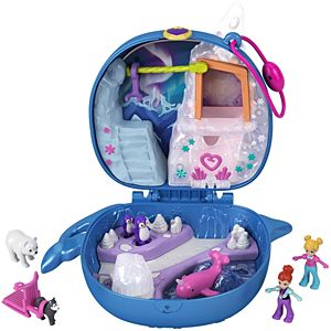 Polly Pocket™ Freezin' Fun Narwhal™ Compact