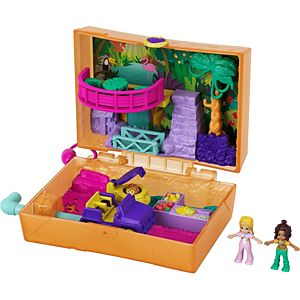 Polly Pocket™ Jungle Safari Compact